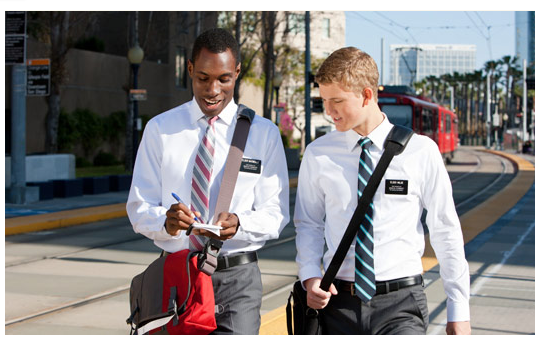 What Are Mormon Missionaries? – Men Called To Serve