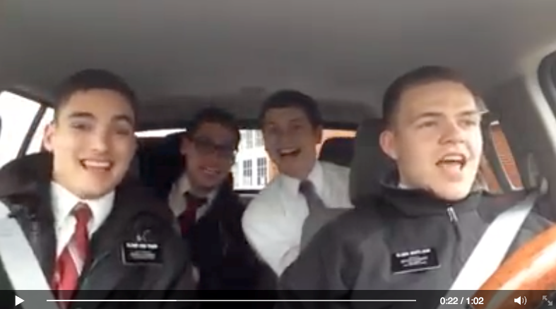 Feliz Navidad Video From The Missionaries