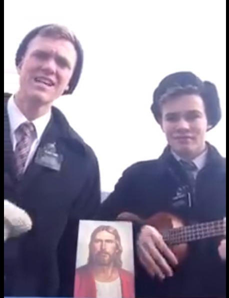 Missionary Christmas Song/Rap
