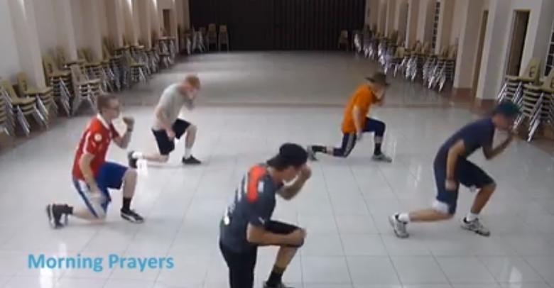"Missionary Workout Video – ""La Pintana Burnout"""