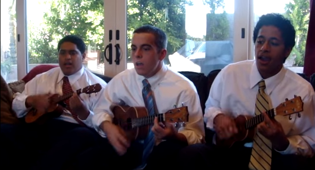 """Missionaries Sing Touching Rendition of """"How Can I Be?"""" – Video"""
