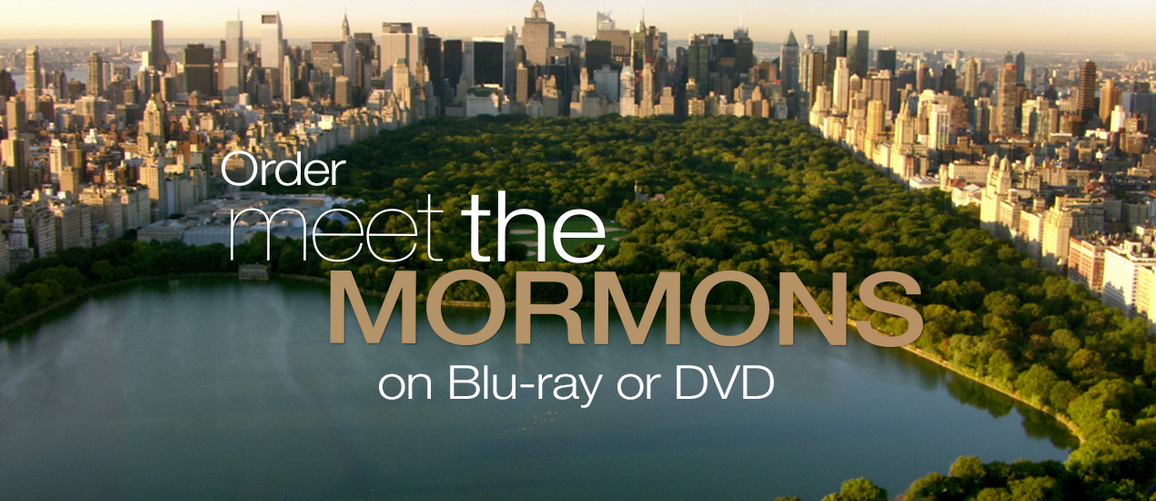 Meet The Mormons Movie on DVD with NEW Character – The Artist