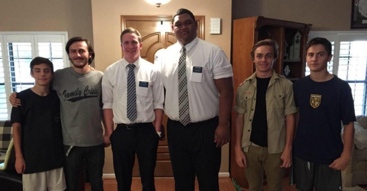 SB Nation Breakdown: What athletes *actually* do on LDS missions