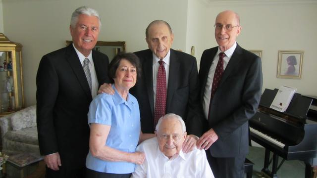 Elder L Tom Perry's Cancer has Spread