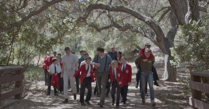 Video: Homeward Bound with BYU Vocal Point ft. The All-American Boys Chorus