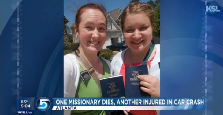 Missionary dies, another injured in Atlanta car crash