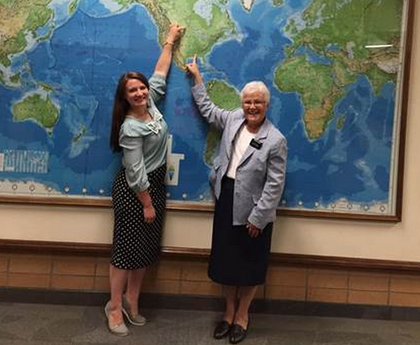 Why This Grandmother Was Allowed to See Her Granddaughter in the MTC