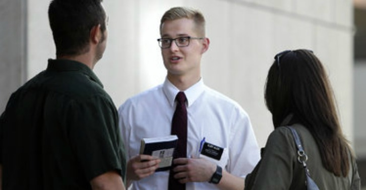 The Book of Mormon Musical and the REAL Missionaries in Milwaukee