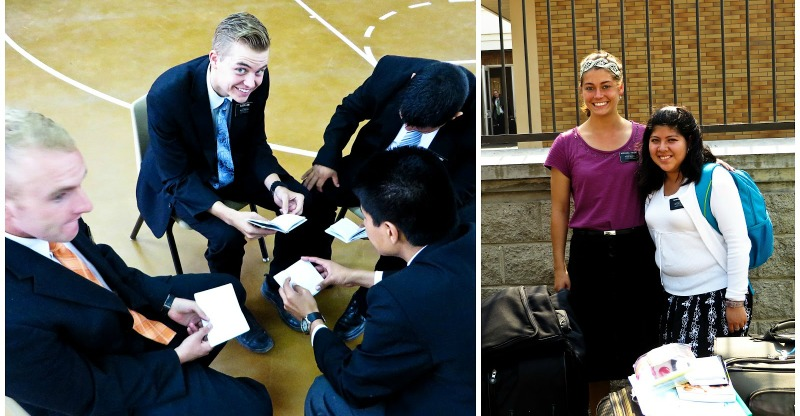 The LDS Missionary Experience by The Mission President's Wife