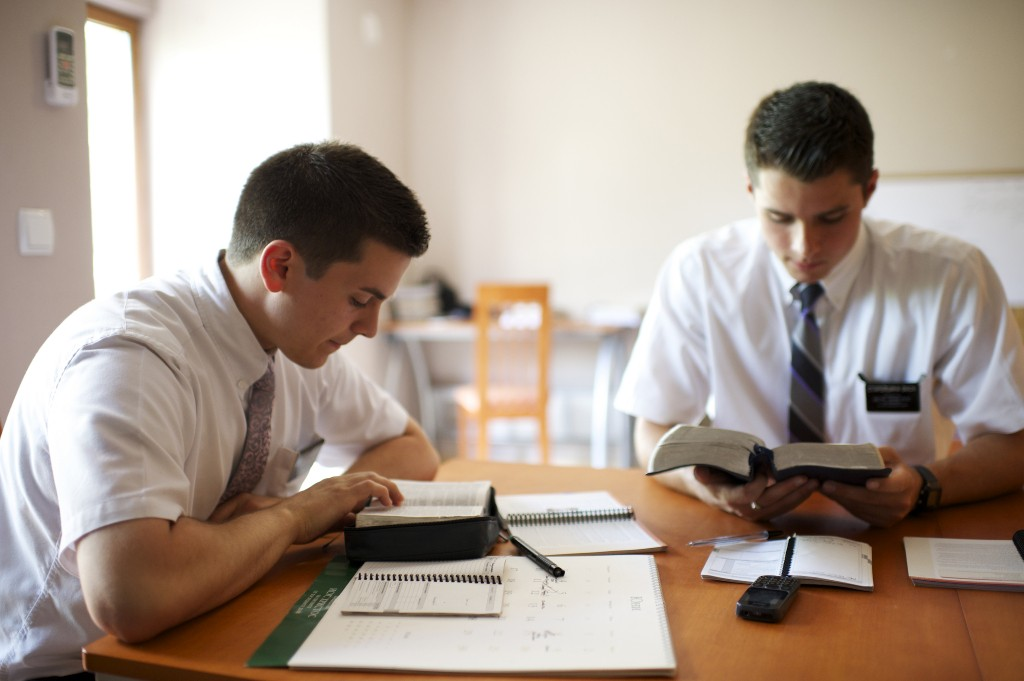 Missionary Moment: Where would you like to finish your mission?