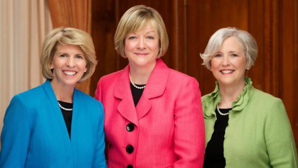 LDS Women leaders and missions