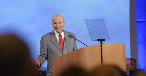 MTC Talk by Elder Russell M. Nelson: 'Epistles of the Lord'