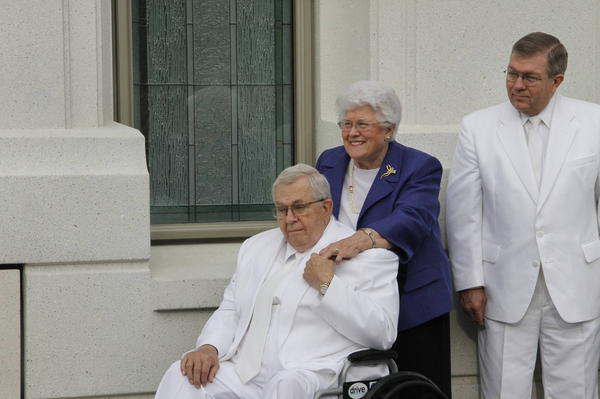 Funeral services for President Boyd K. Packer announced