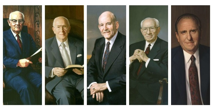 'Daddy, Salt Lake City is Calling'—When 5 Future Church Presidents Were Called as Apostles