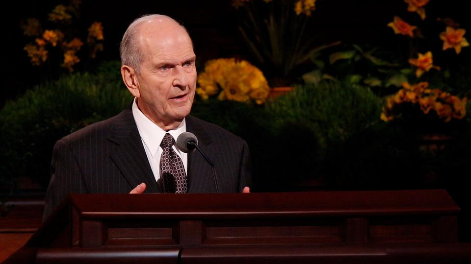 Russell M. Nelson: New President of the Quorum of the Twelve Apostles