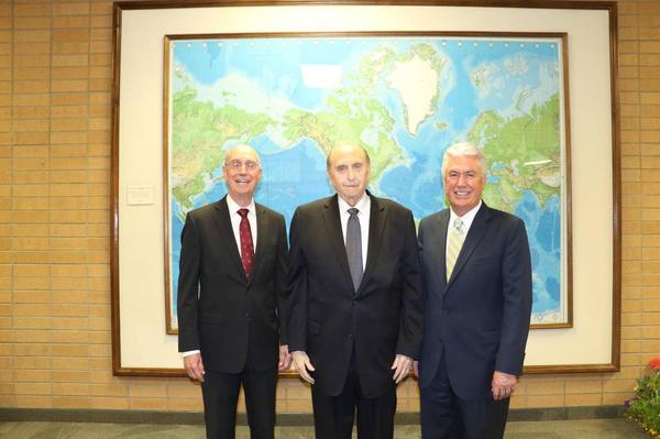 President Monson: Love for missionary work