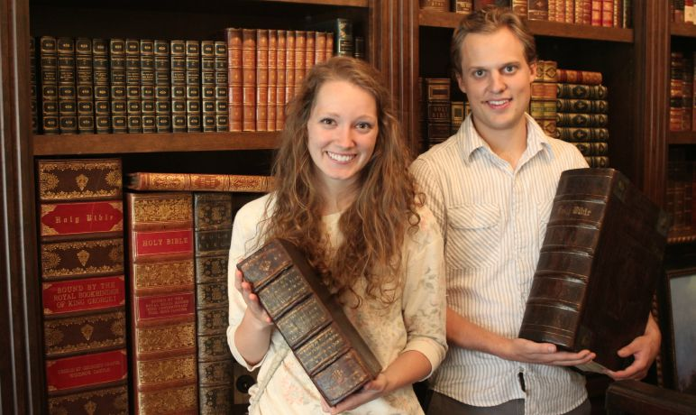 LDS Couple to Create First Crowdsourced Interfaith Study Bible