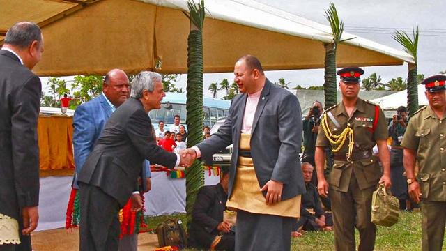 Tonga: 55 Youth from 1 Stake go on mini-missions; New King and Queen honoured