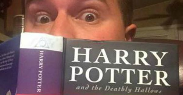 RM Blogs Inspirational Thoughts for 'The Harry Potter Project'