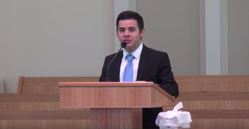 David Archuleta Sings for New Zealand Missionaries