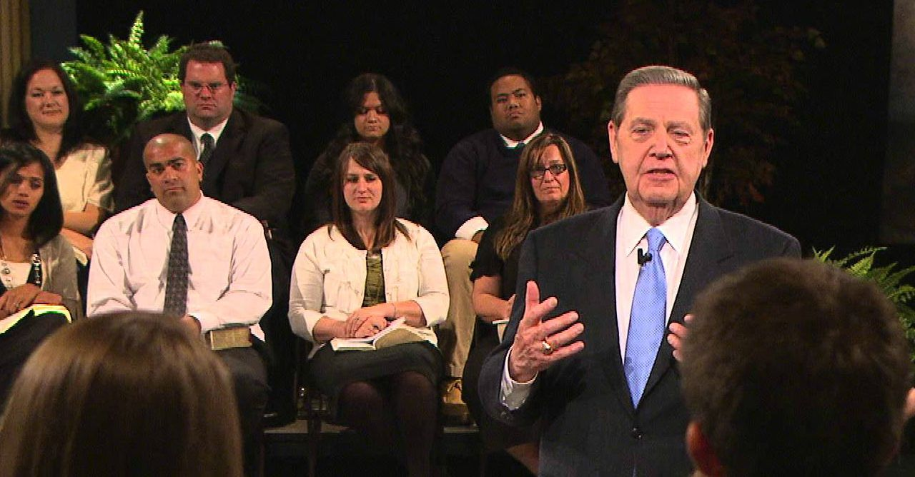 Elder Holland and Elder Bednar on Joy and Spirituality after Your Mission