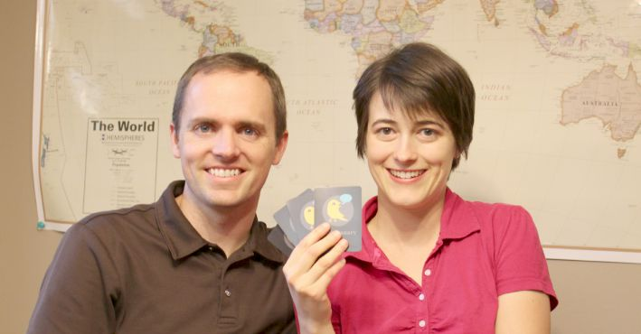 Returned Missionary Couple Launches Language Learning Card-Game Kickstarter: Smart Canary