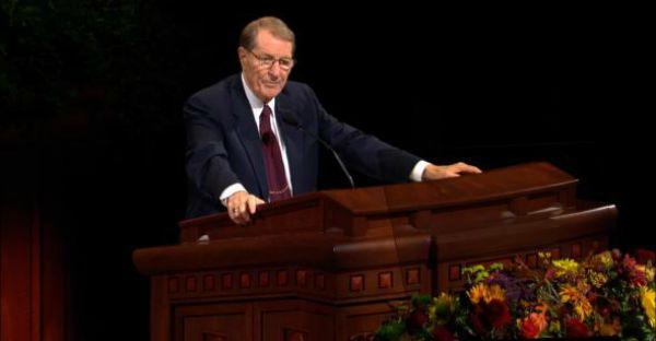 When Elder Neal A. Maxwell was Called as an Apostle
