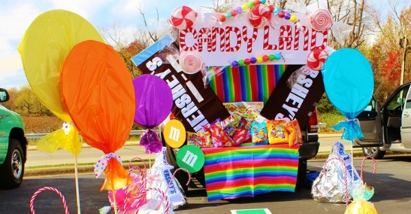 50 Trunk-or-Treat Ideas and Missionaries on Halloween