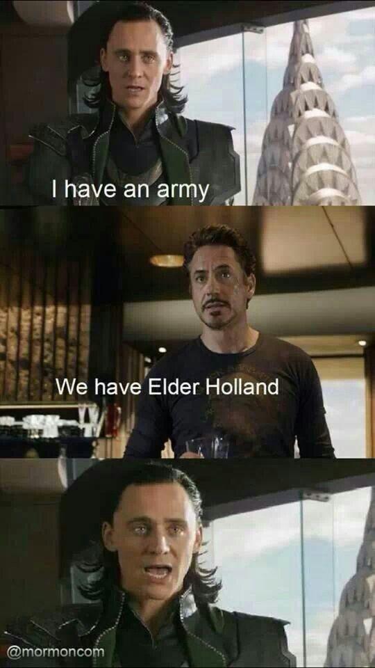 Elder Holland