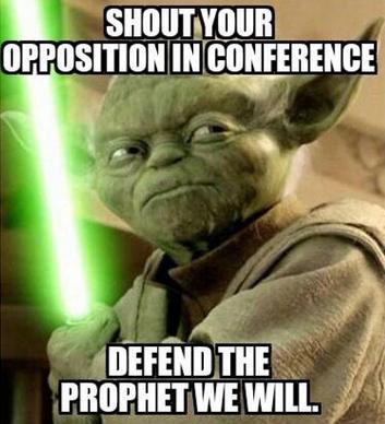 Opposition votes