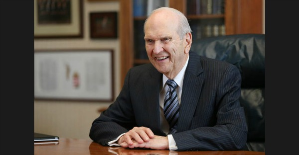 President Nelson reflects on being an Apostle of the Lord, discusses possible announcement of 3 new apostles