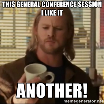 Thor likes conf