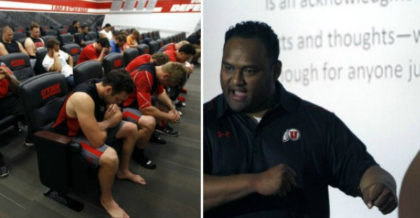 Washington DC group demands that Utah football coaches stop teaching Institute classes