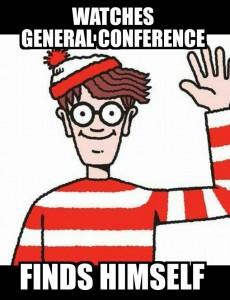 Waldo ldsconf
