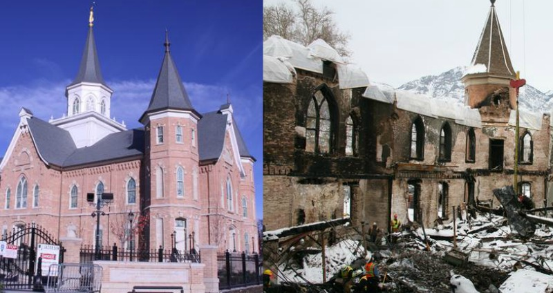 Rising from the ashes: Experts discuss new Provo City Center Temple