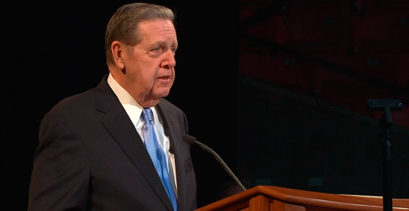 New Year's Advice From Elder Holland