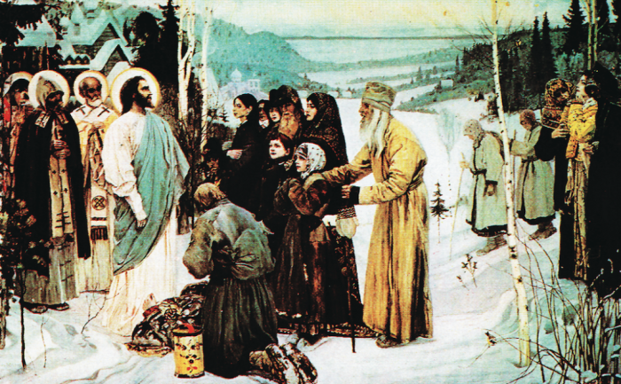 Did Jesus Visit Russia After His Resurrection?