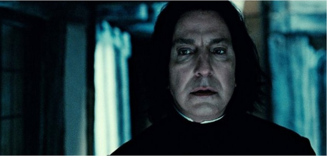 5 Things Severus Snape Taught Me About Living the Gospel