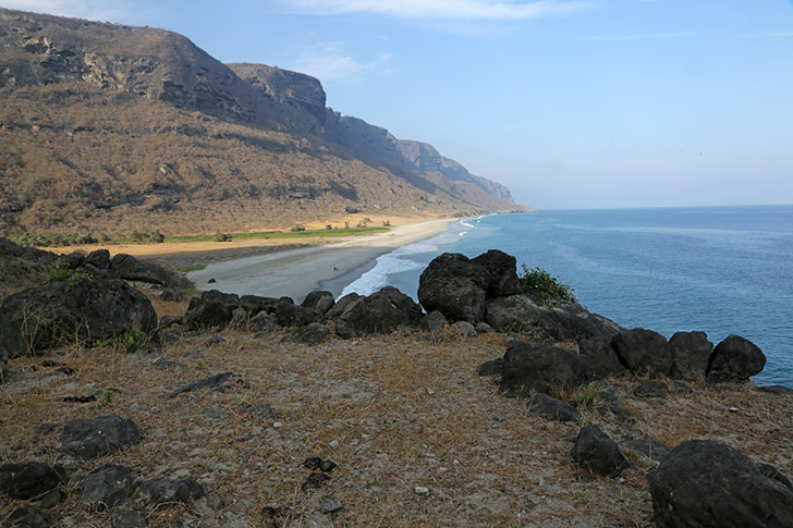 Is there an Israelite Sanctuary at Nephi's Bountiful?