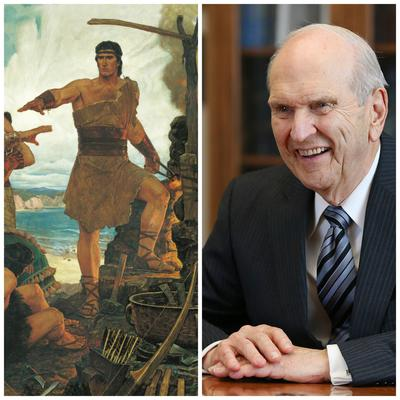 15 LDS General Authorities and Their Book of Mormon Heroes