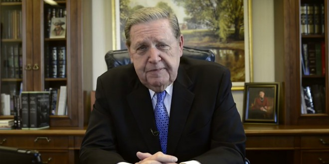 Elder Holland Felt the Need to Answer One Critical Question Early