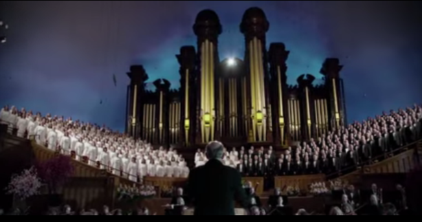 World's Largest Virtual 'Hallelujah' Chorus Released by the Mormon Tabernacle Choir