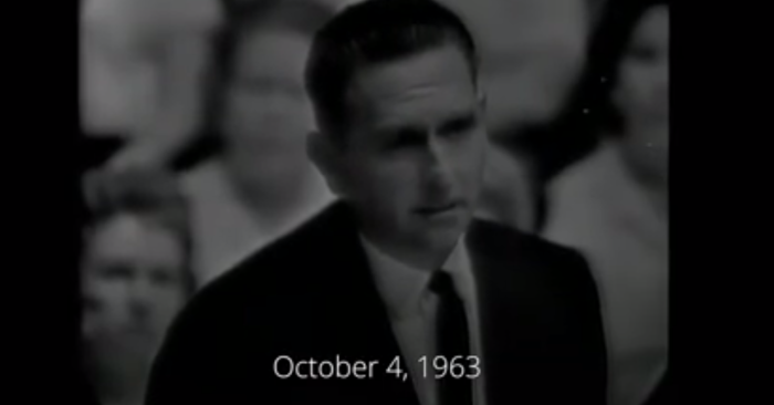Powerful Video of All the Apostles' First Testimonies in Conference