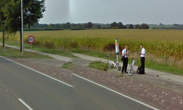 From Rome to Botswana: Mormon Moments on Google Street View