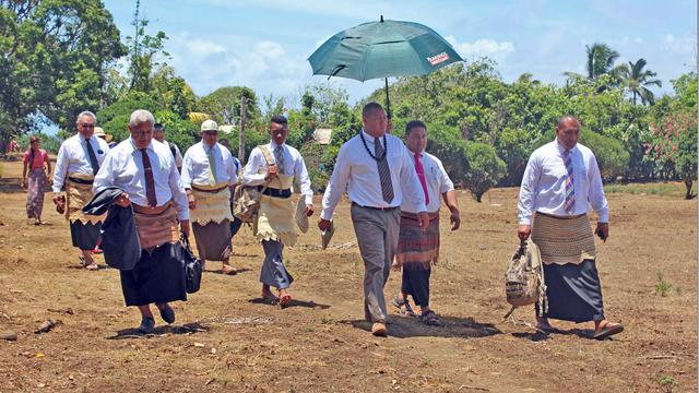 Tonga Prince and Latter-day Saints Journey Together
