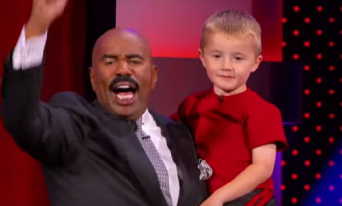 Steve Harvey & Ellen DeGeneres Impressed by LDS 4-Year-Old