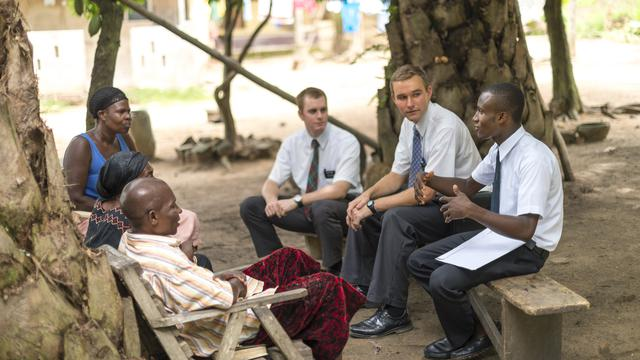 Elder Nielson Provides Church Update After Missionary Surge