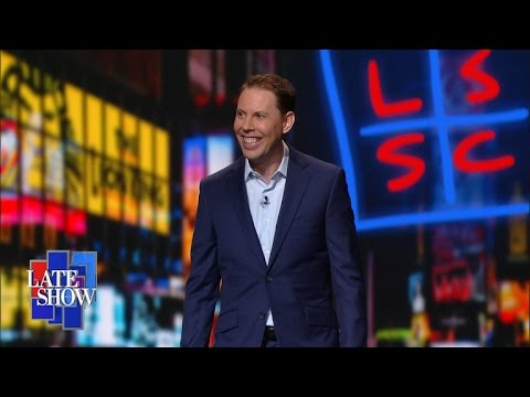 "LDS Comedian on ""The Late Show with Stephen Colbert"" Kills It with Clean Routine"