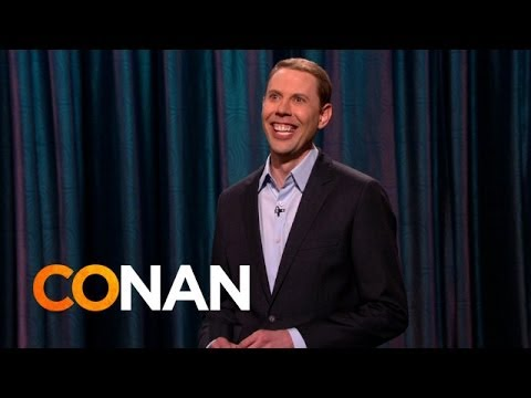LDS Comedian Featured on Conan Talks about Not Drinking with Clean Humor