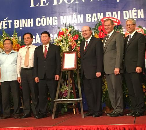 Vietnam Officially Opens its Doors to LDS Church